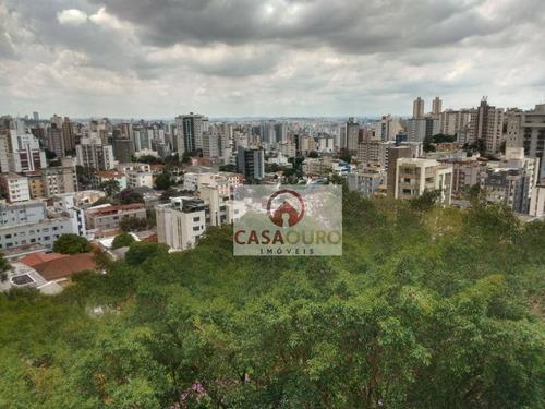 Apartamento Residencial À Venda, Serra, Belo Horizonte. - Ap0564