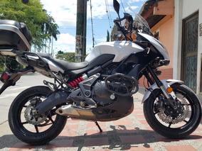 Kawasaki Versys 650abs - Equipada Y Muy Cuidada