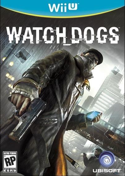 Watch Dogs Wii U - Seminovo
