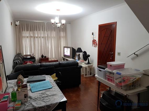 Sobrado Com Quintal Entrar E Morar No Jardim Da Saúde Travessa Da Oswaldo Aranha - Bi23478