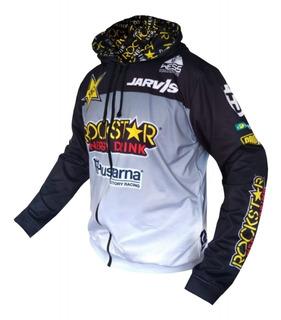 Casaco Thermon | Moleton-hoodie | Oficial Jarvis Race Gear
