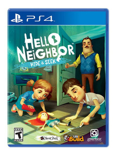 Hello Neighbor Hide And Seek Ps4 - Hobbiegames.cl