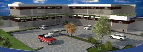 Vendo Locales En La Mejor Zona De Juriquilla En Querétaro