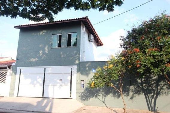 Casa Residencial À Venda, Parque Boa Esperança, Indaiatuba. - Ca0740