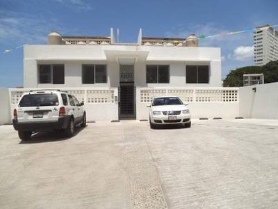 Departamento En Venta Acapulco, Costa Azul