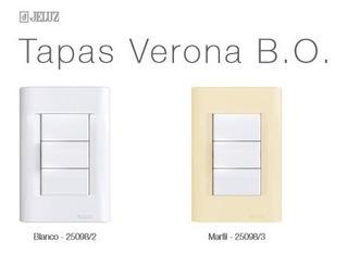 Tapa Rectangular B.o. Jeluz Verona