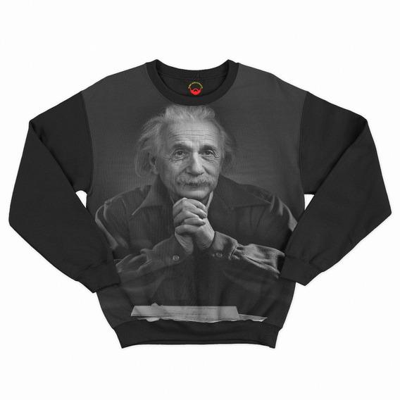 Blusa Psicodélica Imaginary Foundation Albert Einstein