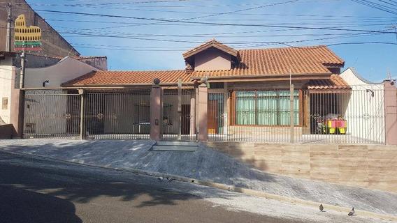 Casa Com 3 Dormitórios Para Alugar, 297 M² Por R$ 4.000/mês - Jardim Piazza Di Roma I - Sorocaba/sp - Ca0243