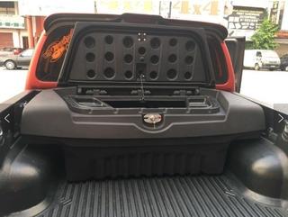 Caja Herramientas Kqd Universal Para Camioneta Pick Up 220l