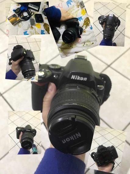 Câmera Nikon D40x