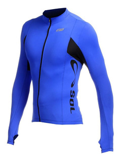 Blusa Ciclista Masculina New Challenge - Sol Sports