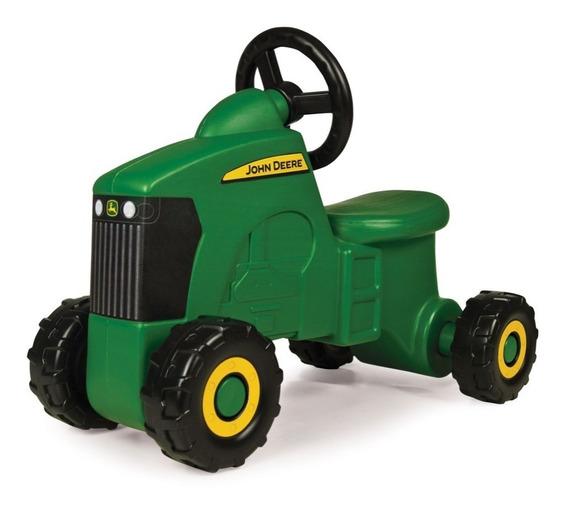 Tractor Para Niños Montable Jhon Deere Envío Gratis