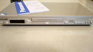 Reproductor Dvd Panasonic