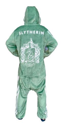 Macacão Pijama Kigurimi Harry Potter Sonserina P Zc 10071151