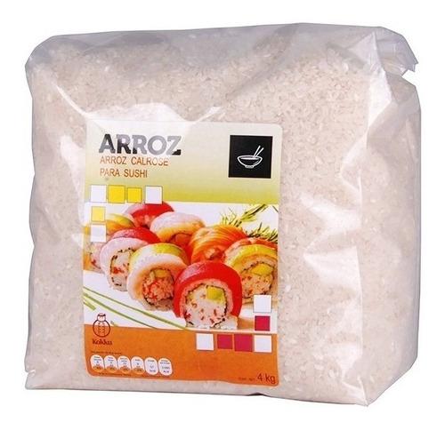 Imagen 1 de 1 de Toyo Foods, Arroz Calrose, 4 Kg