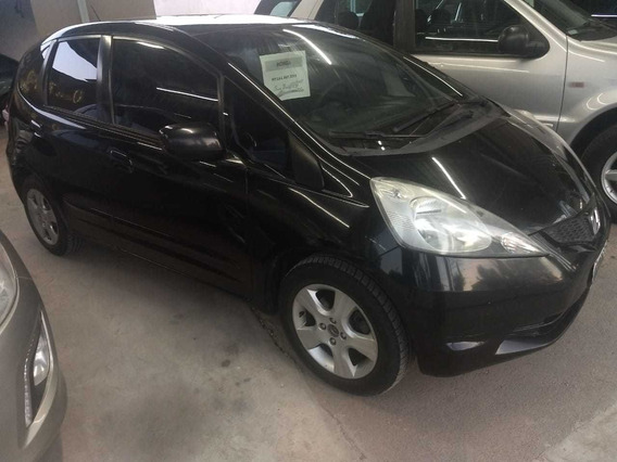 Honda Fit Lx At Impecable Borsotto