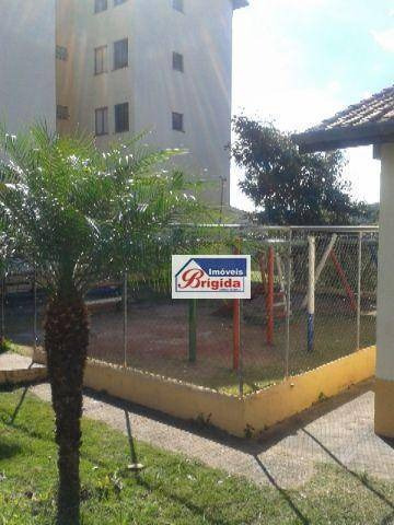 Apartamento Residencial À Venda, Caieiras. - Ap0026