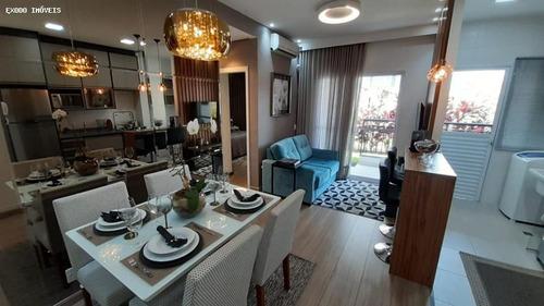 Imagem 1 de 15 de Apartamento Para Venda Em Piracicaba, Parque São Matheus, 2 Dormitórios, 1 Banheiro, 1 Vaga - Ap345_1-1117472