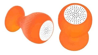 Zom Parlante Portatil Para Bicicleta Bluetooth M05 Orange