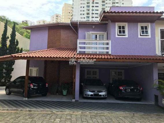 Venda Casas E Sobrados Em Condomínio Vila Rosália Guarulhos R$ 925.000,00 - 33686v