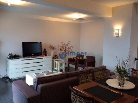 Cobertura Residencial À Venda, Vila Romana, São Paulo. - Co0264