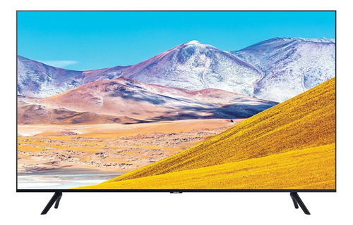 "Smart TV Samsung Series 8 UN50TU8000FXZX LED 4K 50"" 110V-127V"