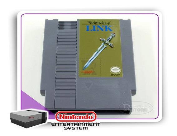 Zelda 2 The Adventure Of Link Nintendinho Nes Original