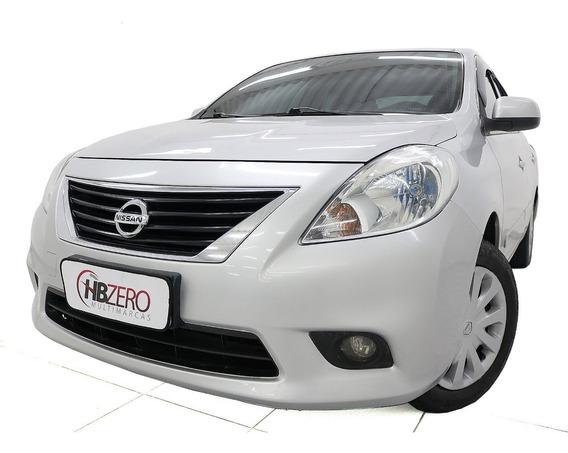 Nissan Versa 1.6 Sv 16v Flex 2014