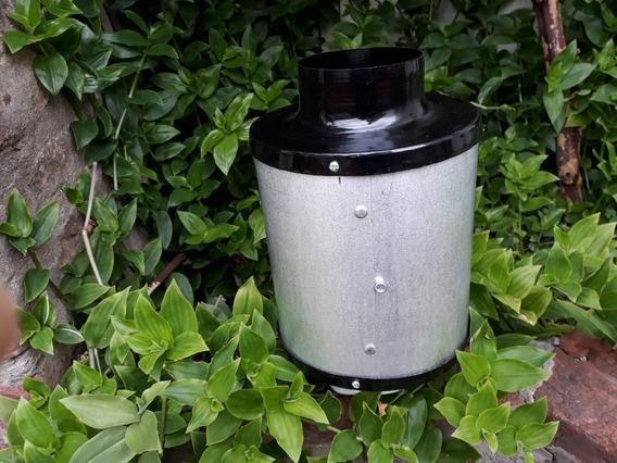 Extractor De Aire Indoor 4 Reciclaire