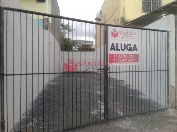 Terreno Para Locação Com Ótima Localização Em Lauro De Freitas - 93150386
