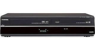 Grabadora De Dvd / Vhs De Toshiba (dvr620) (modelo Descontin