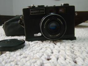 Câmera Fotográfica Cosina 35 Made In Japan