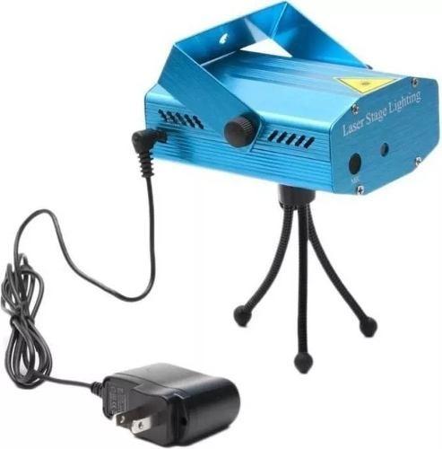 Kit 4 Projetor Holografico Mini Laser Iluminacao Efeitos