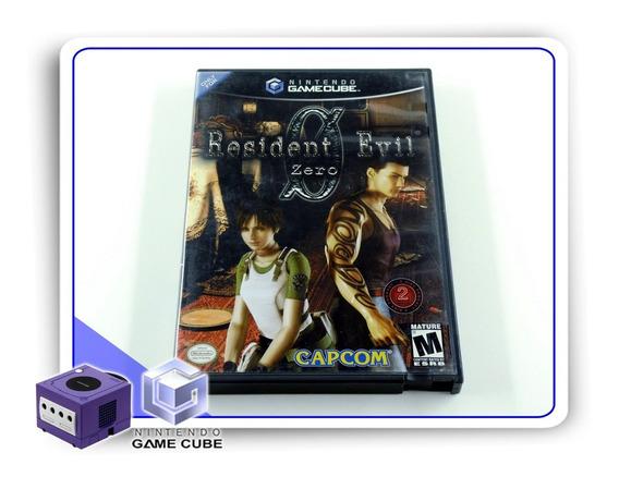 Resident Evil Zero Original Nintendo Gamecube