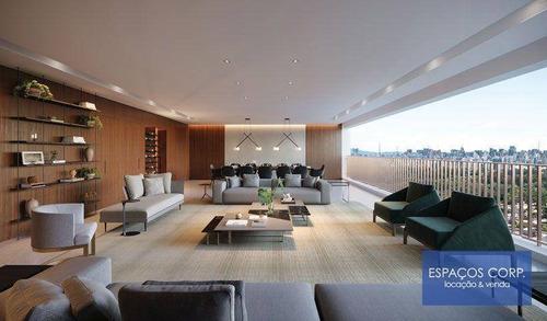 Imagem 1 de 22 de Apartamento Com 4 Dormitórios À Venda, 280m² Por R$ 8.200.000 - Moema - São Paulo/sp - Ap0247