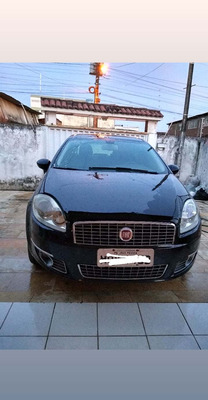 Fiat Linea 1.9 16v Absolute Flex Dualogic 4p 2010