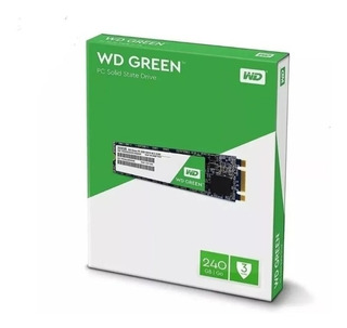 Western Digital Ssd 240 Gb M.2 2280 Sata