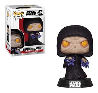Funko Pop Pelicula Star Wars - Emperor Palpatine Xion