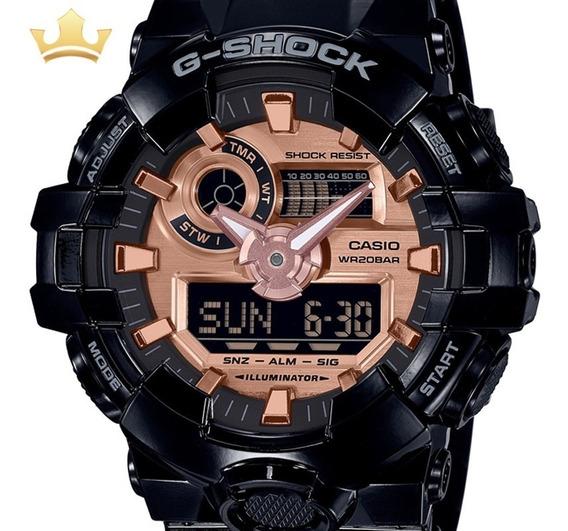 Relógio Casio G-shock Masculino Ga-700mmc-1adr Garantia E Nf