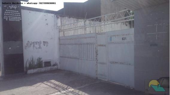 Galpão Para Locação Em Maceió, Farol - C-016