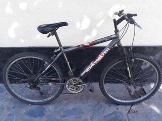 Bicicleta Mountain Bike, Rod 26, Suspensión Delantera. Usa