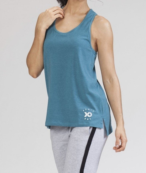 Admit One Musculosa Deportiva Shake Cuotas Sin Interes