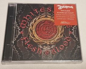 Whitesnake - Flesh And Blood ( Poster E Adesivo)