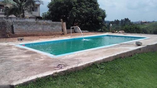 Chácara Residencial À Venda, Terra Preta, Mairiporã. - Ch0006