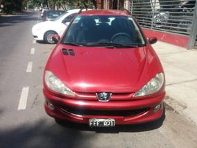 Peugeot 206 Sw Premium 1.6 2005 - Juan Manuel Autos