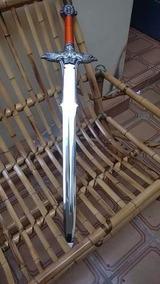 Espada Conan O Barbaro Atlantean Hyborian + Suporte Parede