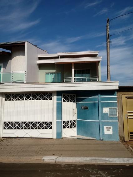 Casa Com Quatro Dormitórios No Bairro Nova Carioba Em Americana/sp - 980