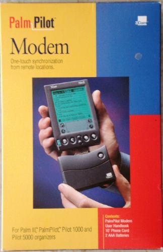 Modem Original Para Palm Pilot, Palm Iii, Pilot 1000 Y 5000
