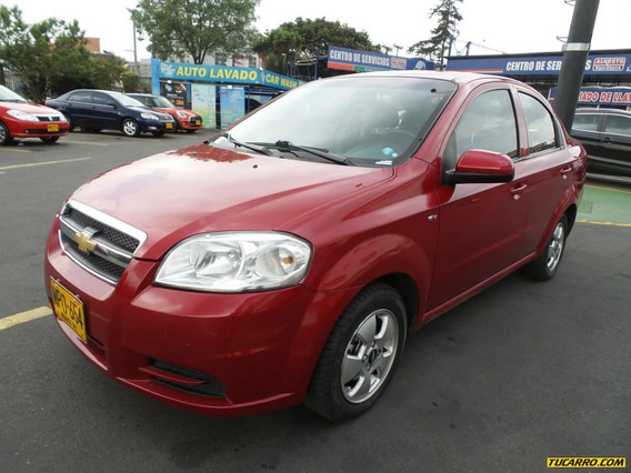 Chevrolet Aveo Emotion 1600c Full