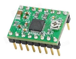 Modulo A4988 Driver Pololu 3d Ramps Cnc Arduino C/disipador